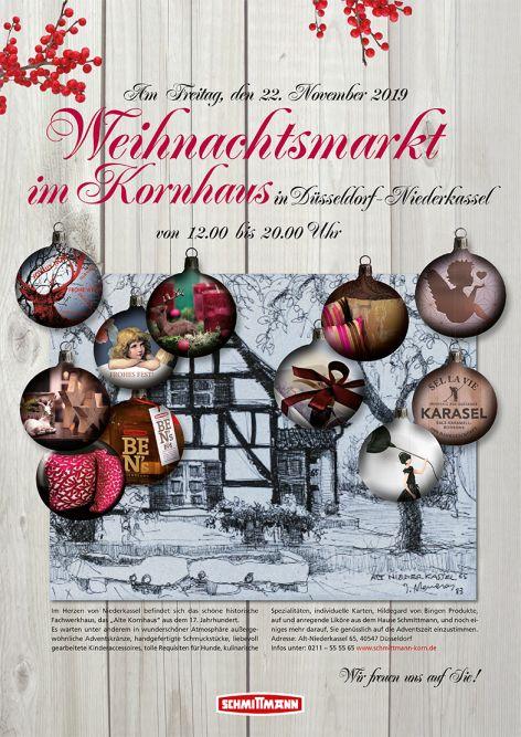 Schmittmann Adventsmarkt Niederkassel 2019