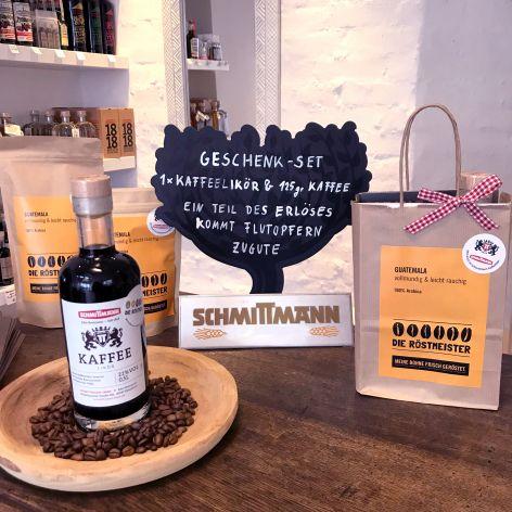 Schmittmann Kaffee Likör Geschenk-Set