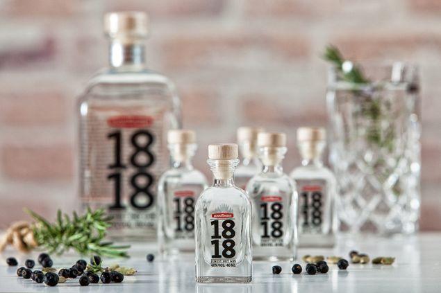 Schmittmann 1818 Gin