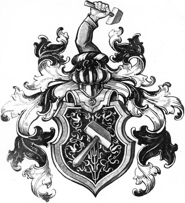 Schmittmann Chronik Wappen