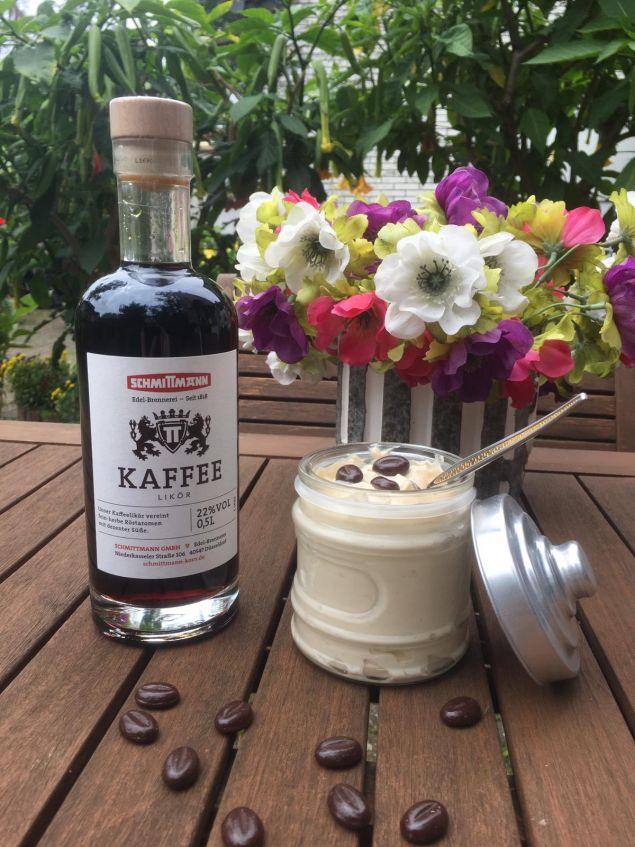 Schmittmann Dessertcreme mit Kaffee Likör
