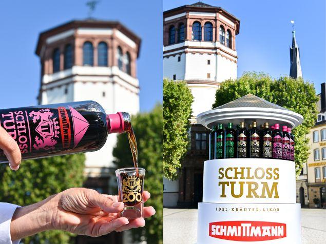 Schmittmann Düsseldorfer Schlossturm