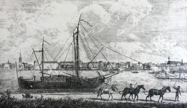 Schmittmann Treidelschifffahrt