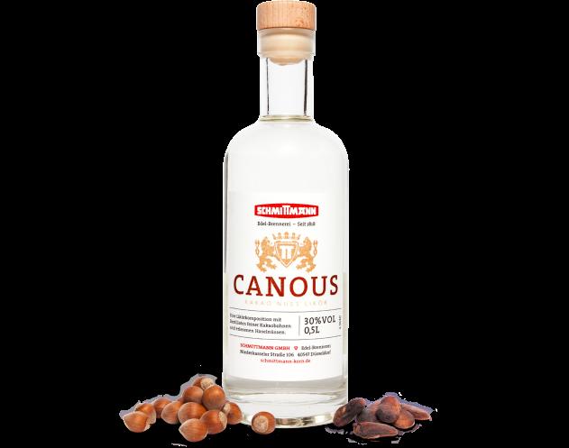 Canous Schmittmann Cacao Nuss Likör