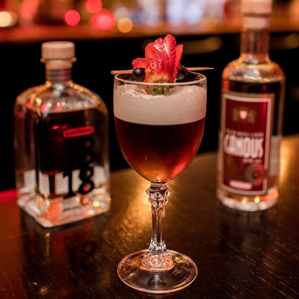 Schmittmann Dorfcremchen Cocktail