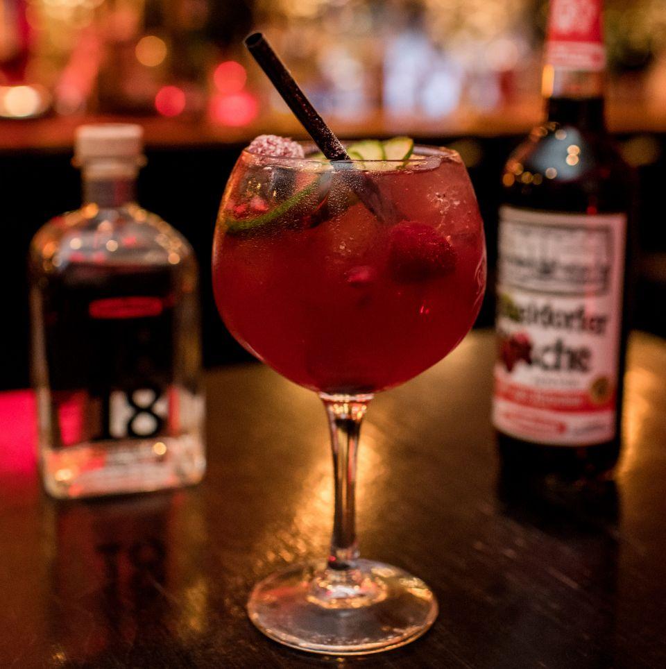 Schmittmann Düssel Mule Cocktail