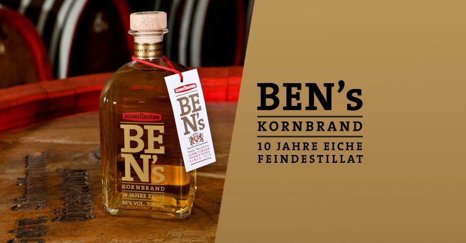 Schmittmann Ben's Kornbrand