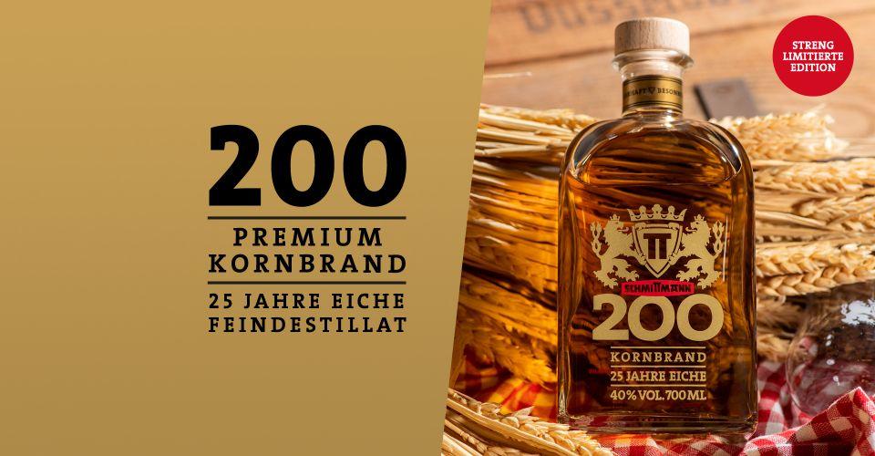 Schmittmann 200 Jubiläumskornbrand